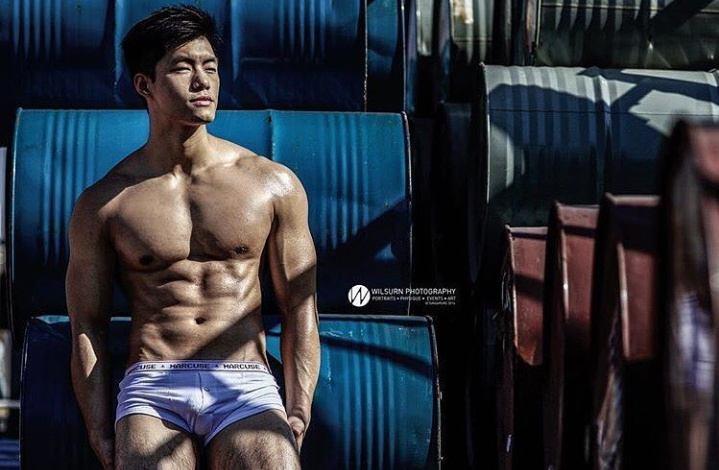 Mister International HK 2018