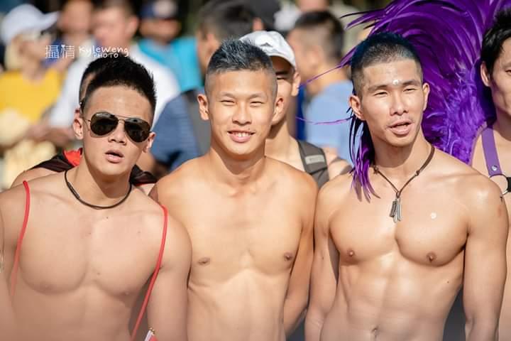 พาเหรดเกย์ไพรด์2018ที่ไต้หวัน