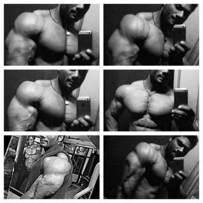 Indian Muscular มาเหล่นักเพาะกายอินเดียกัน