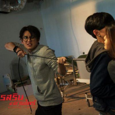 กอล์ฟ-สายป่าน เตรียมออกล่า!! ในซีรีส์  รสรินล่าแวมไพร์  ทางช่อง MONO29