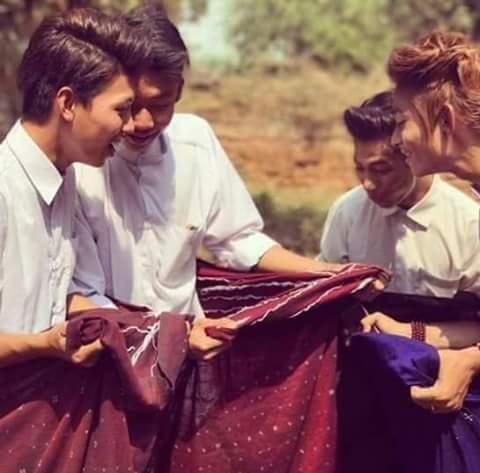 ดีต่อใจ#522หนุ่มๆพม่า..แซ่บ