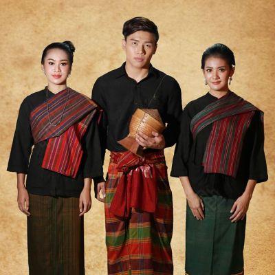 สี่เผ่าไทยศรีสะเกษ #Thailand