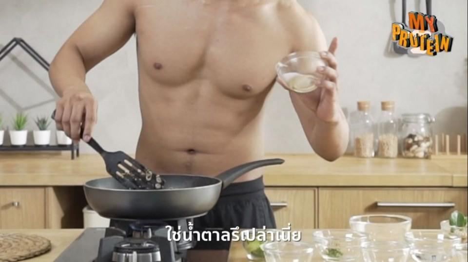 เป็นรายการสอนทำอาหารที่น่าดูมว๊ากกกก