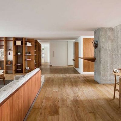 VLP Apartment by Pascali Semerdjian Architects