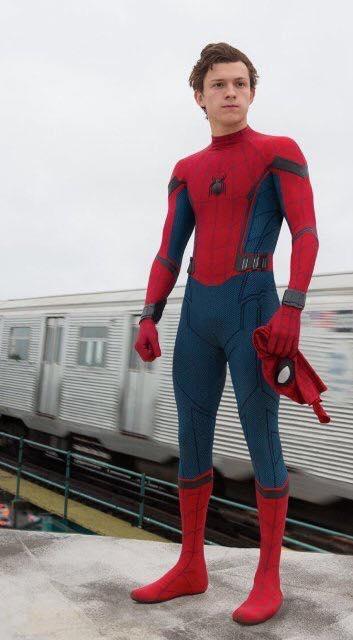 ไปดู spiderman ยัง?