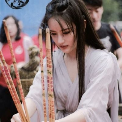 ภาพยนตร์ ผีสาวผู้เลอโฉม Qian Nu Xian Yuan 《倩女仙缘》 2019