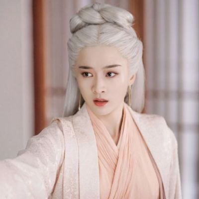 ละคร องค์หญิงผมขาว Princess Silver 《白发》 2018 4