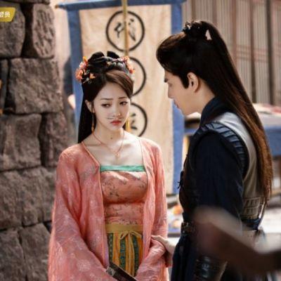 ละคร Shao Nian Jiāng Hu Wu Yu 《少年江湖物语》 2019 2