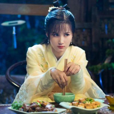ละคร Ying Ying Su Yu Yi Nan Qiu 《萦萦夙语亦难求》 2019