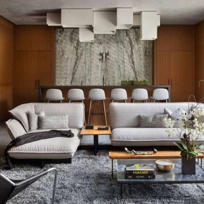 Lundy House by Robyn Scott Interiors