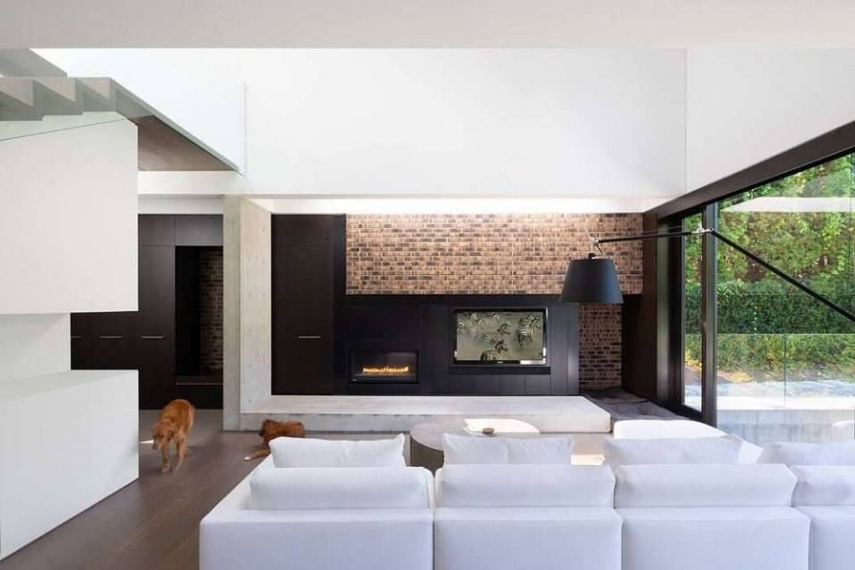 Lui House by D'Arcy Jones Architecture