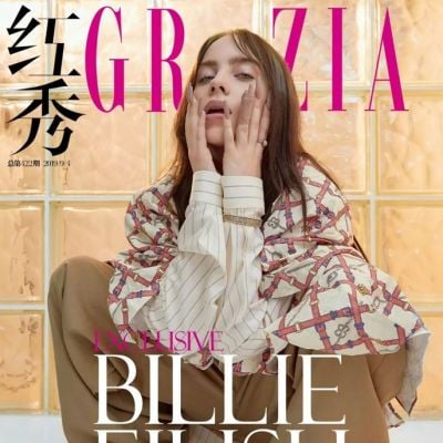 Billie Eilish @ Grazia China September 2019