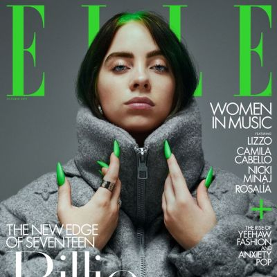 Billie Eilish ,Camila Cobello & Lizzo @ Elle US October 2019