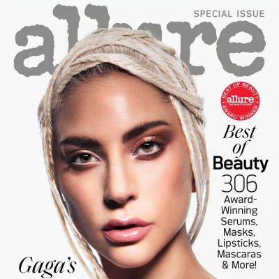Lady Gaga @ Allure Magazine October 2019