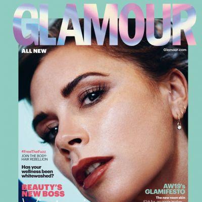 Victoria Beckham @ Glamour UK F/W 2019