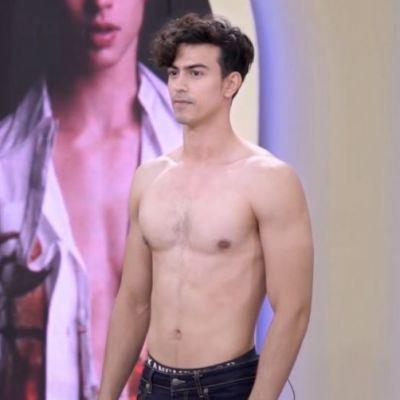 หุ่นแซ่บมว๊ากกก  ทิมมี่  ผู้เข้าแข่งขัน  The Face Men Thailand Season 3
