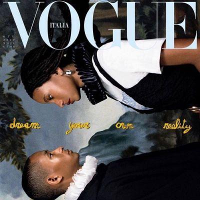 Jaden & Willow Smith @ Vogue Italia October 2019