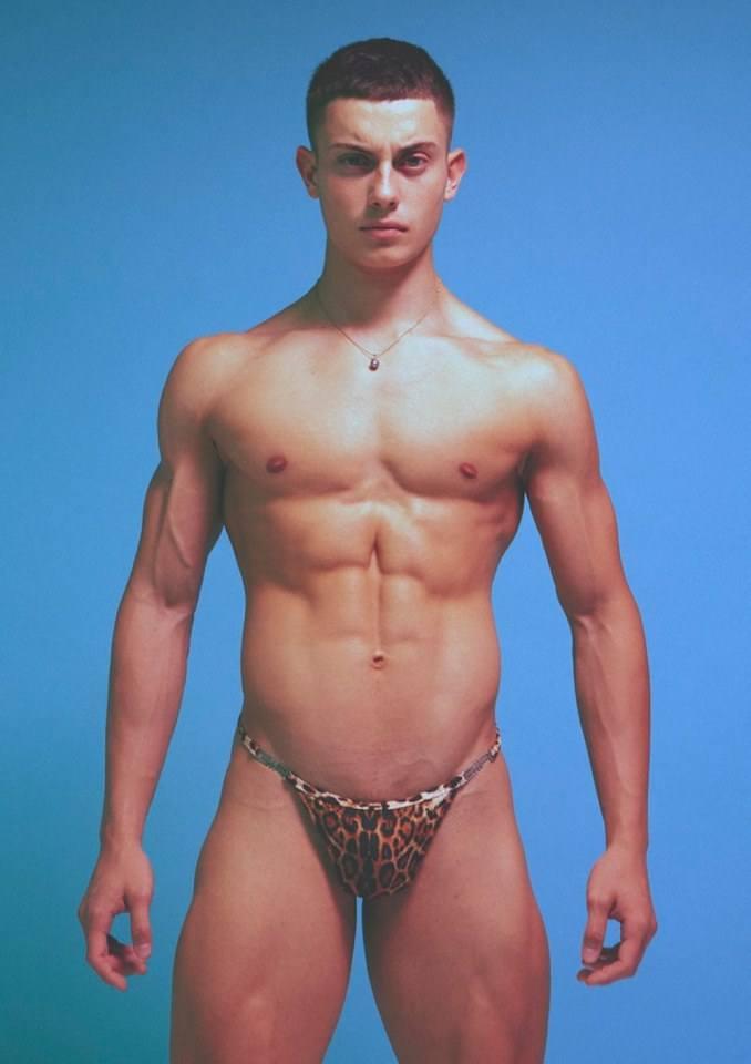 Hot guy in underwear 396