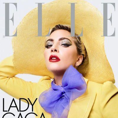 Lady Gaga @ Elle US December 2019