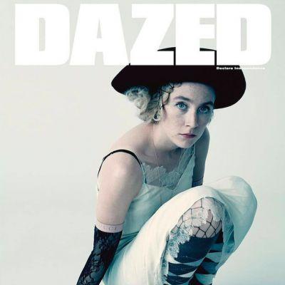 Saoirse Ronan @ Dazed Magazine Winter 2019