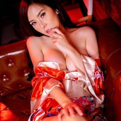 นางแบบสาว ชุดจีนสุดเซ็กซี่