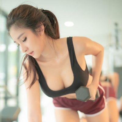 Pattamaporn Keawkum sexy fitness