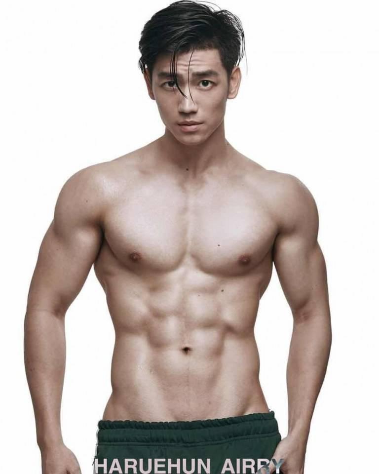 """Linn Maung"" นายแบบชาวพม่า เขาหล่อ เขาหล่อมาก"