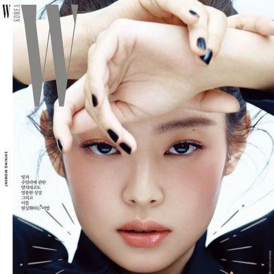 (BLACKPINK) Jennie @ W Korea February 2020