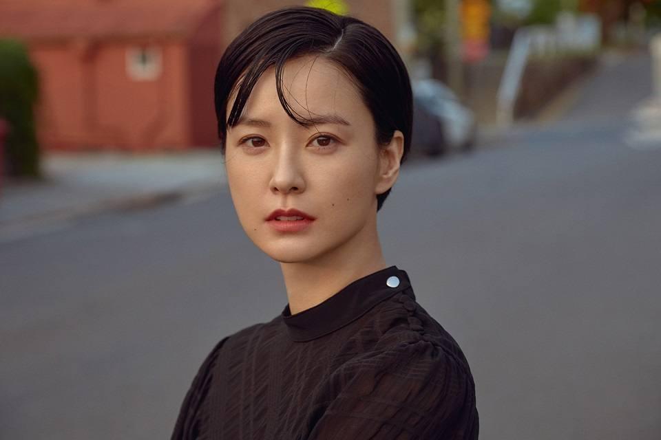 Jung Yumi @ Cosmopolitan Korea February 2020