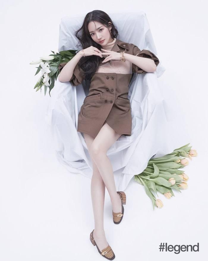 Park Min young @ Hashtag legend HK January 2020
