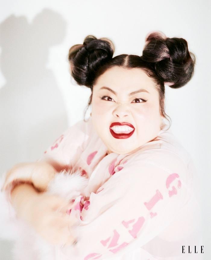 Naomi Watanabe @ ELLE Singapore February 2020