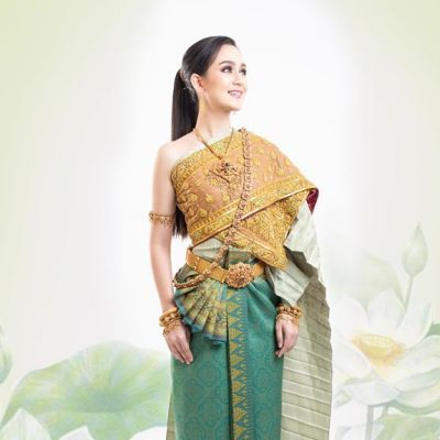 Thai wedding dress, Thailand