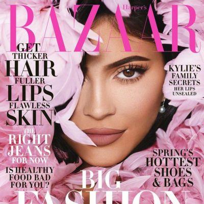Kylie Jenner @ Harper's Bazaar US March 2020