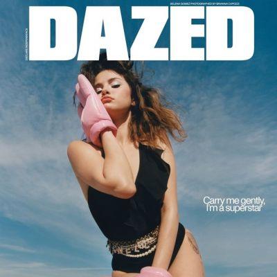 Selena Gomez @ Dazed Spring 2020