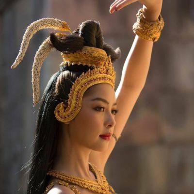 Thai Apsara.
