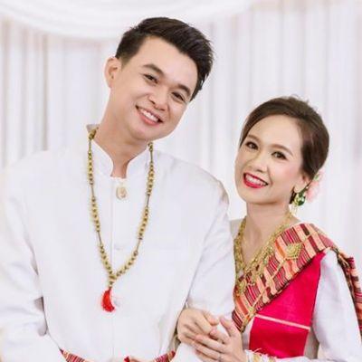 ชุดแต่งงานอีสาน, Thailand.