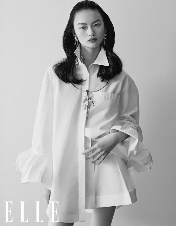 HeCong @ Elle China March 2020