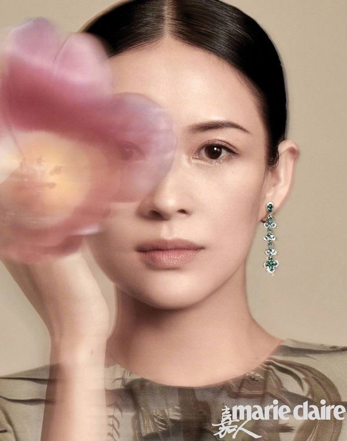 Zhang Ziyi @ Marie Claire China March 2020