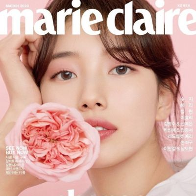 Suzy @ Marie Claire Korea March 2020