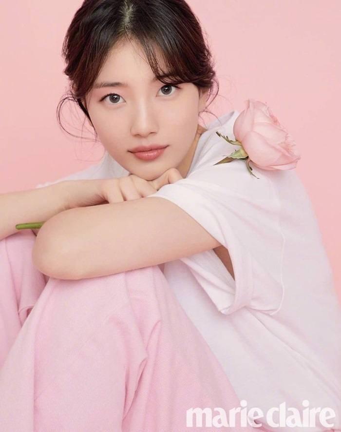 Suzy @ Marie Claire Korea March 2020