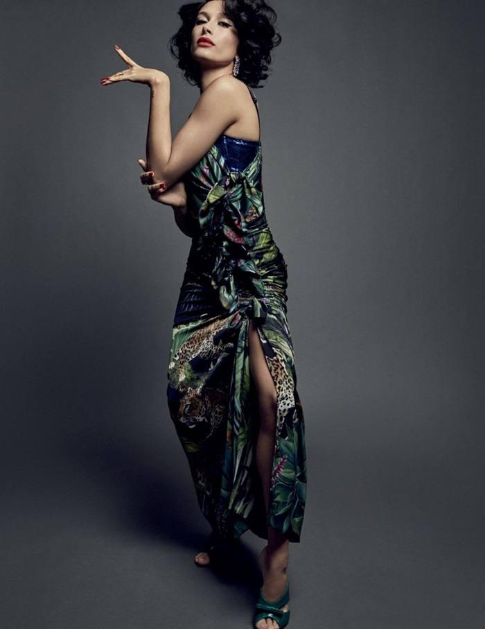 Hailey Bieber @ Vogue España March 2020