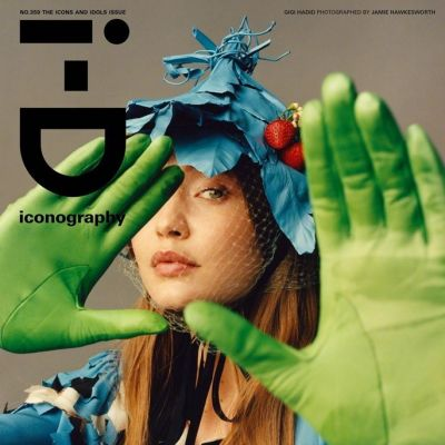Gigi Hadid @ i-D Spring 2020
