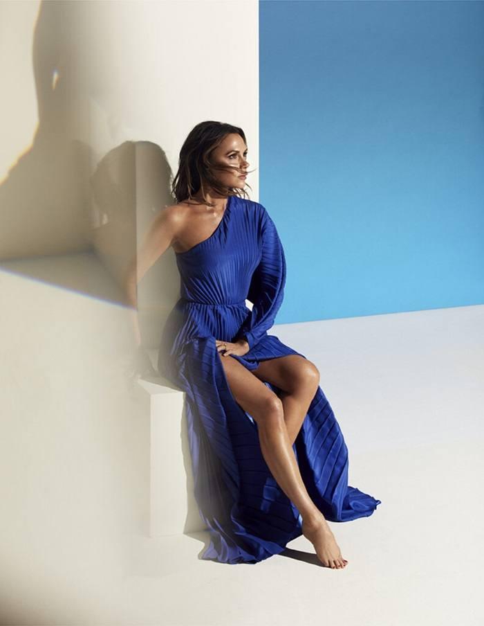 Victoria Beckham @ Vogue Greece March 2020