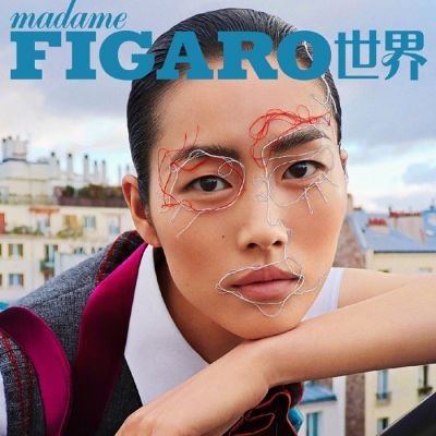 Liu Wen @ Madame Figaro China March 2020