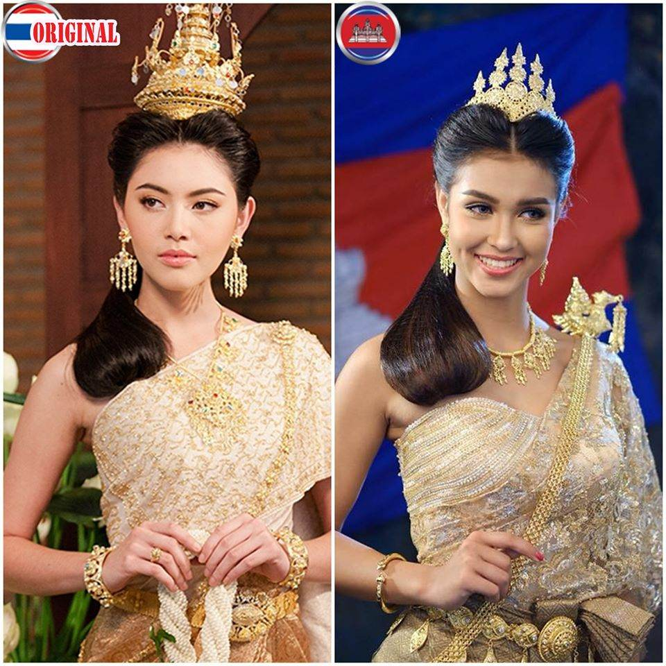 National Thai dress 8 styles is copyright of Thai people.