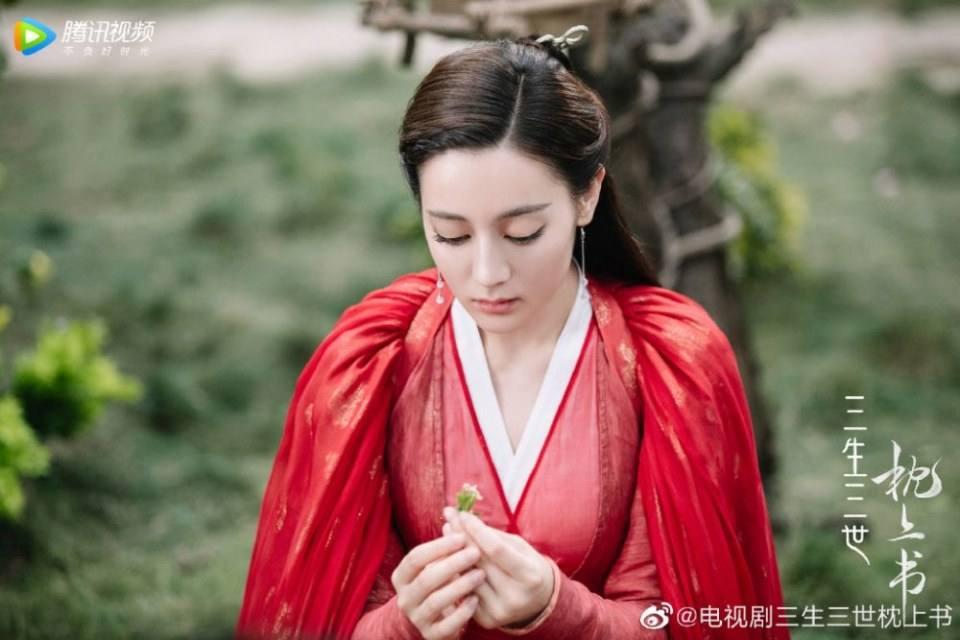 ละคร SAN SHENG SAN SHI ZHEN SHANG SHU 《三生三世枕上书》 2018 3