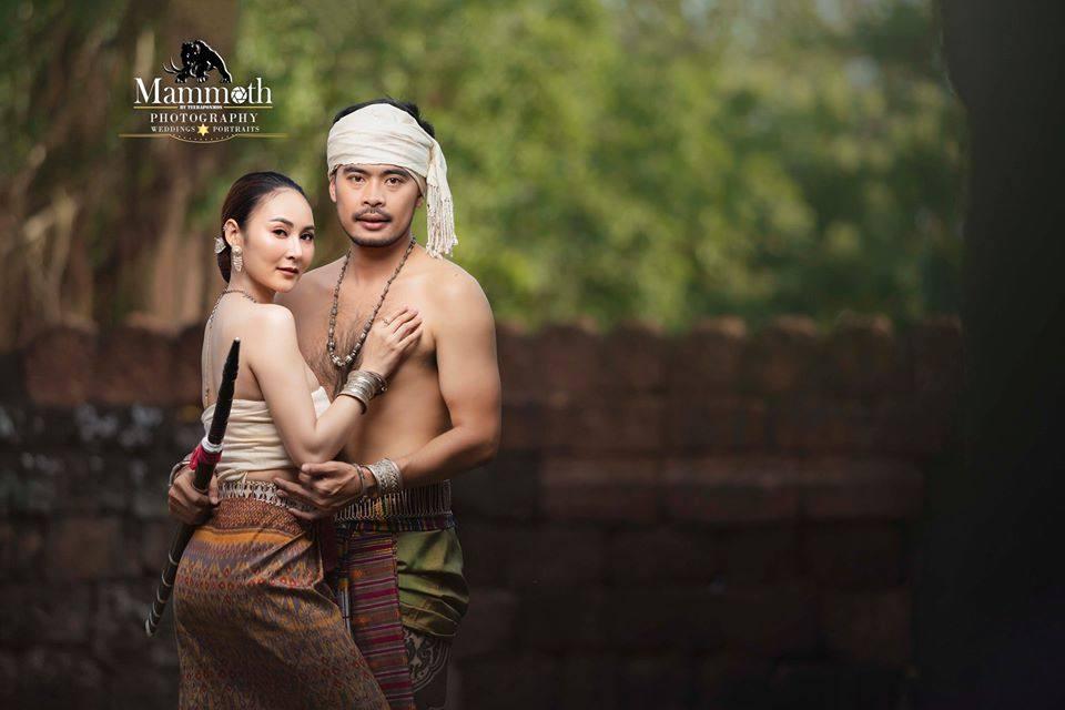 ชุดแต่งงานอีสาน, Thailand