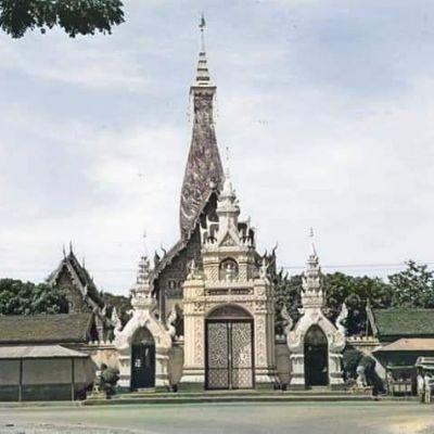 พระธาตุพนม ปี 2506