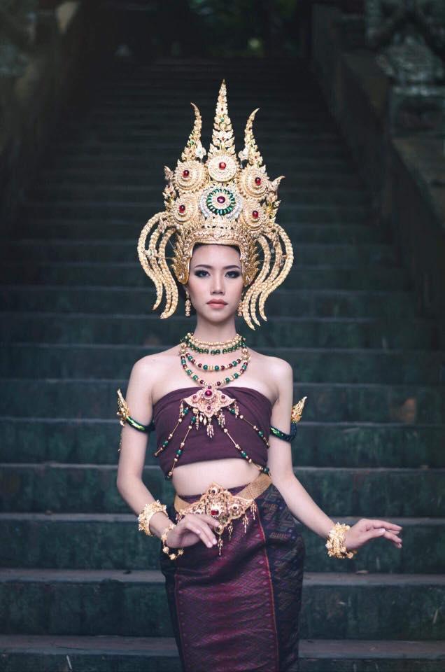 Thai Apsara, นางอัปสร