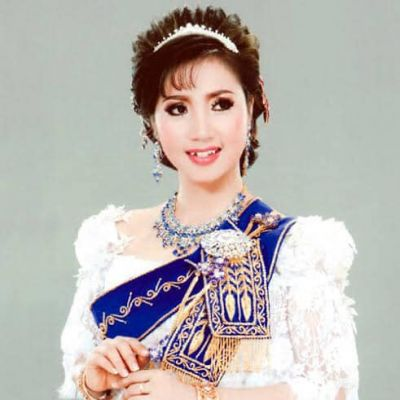Cambodia national costume (សំពត់)